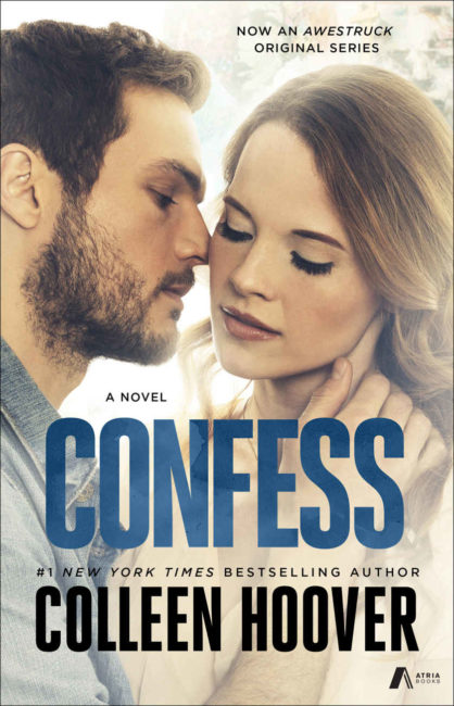 Confess by Colleen Hoover New